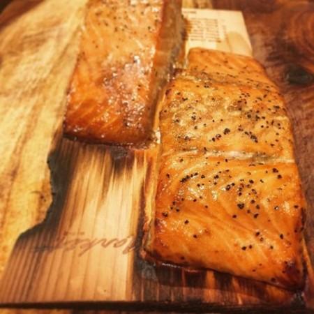 cedar plank salmon_wondergood food