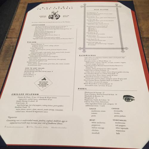 the theodore_menu