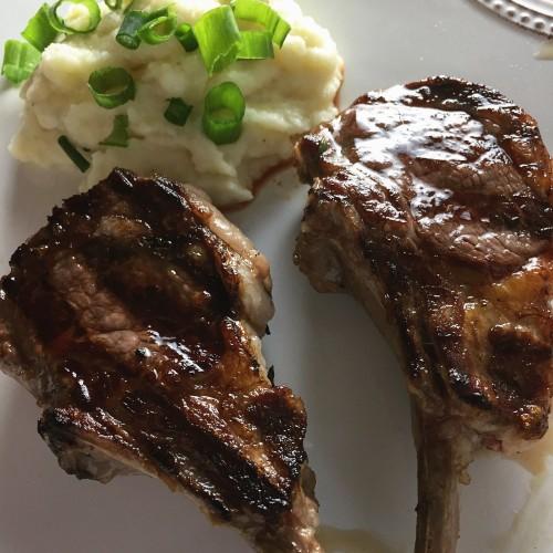 Lamb thyme paleo cauliflower mash_HERO