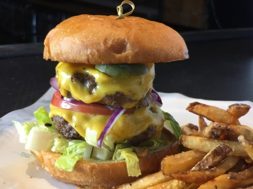 dot burger